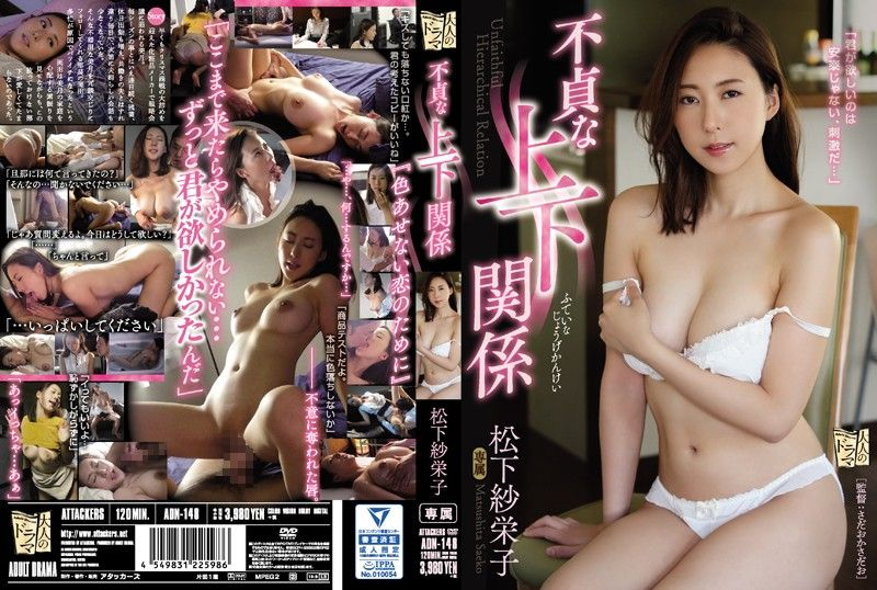 [ADN-148] (English subbed) An Illicit Top Down Relationship Saeko Matsushita